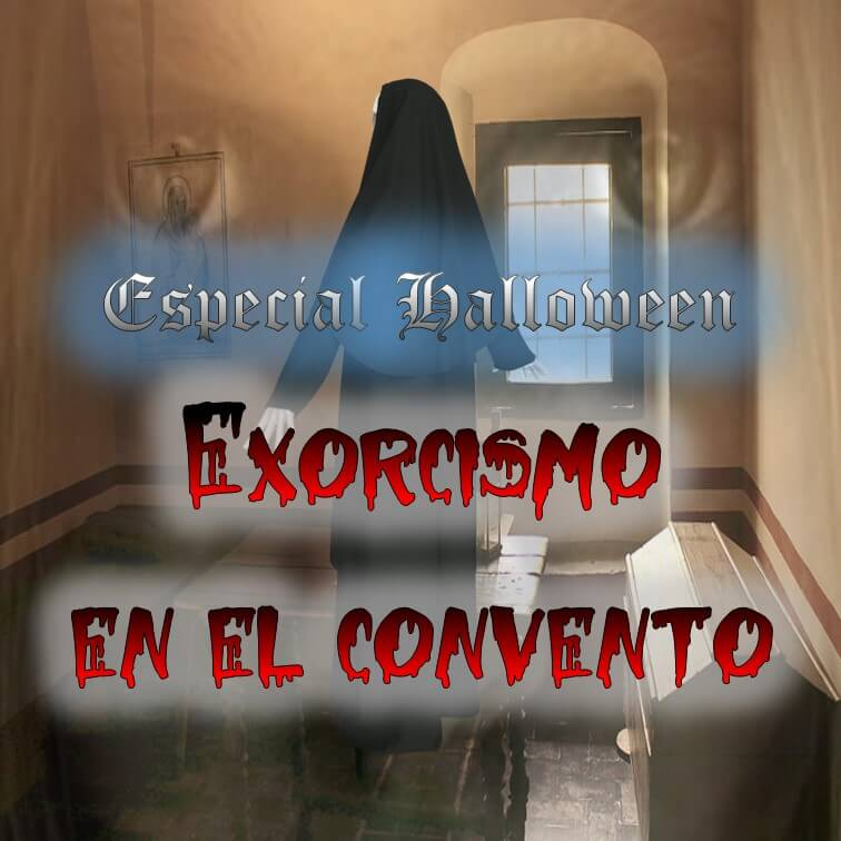 Sala Exorcismo en el convento